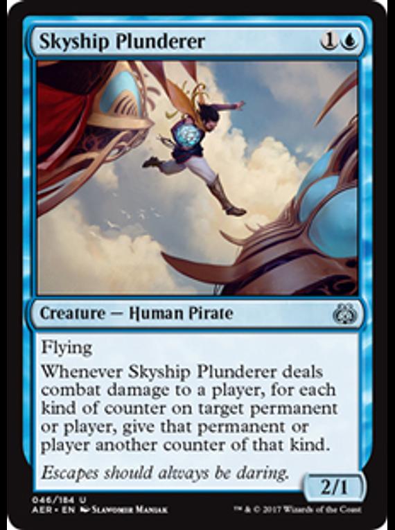 Skyship Plunderer - AER