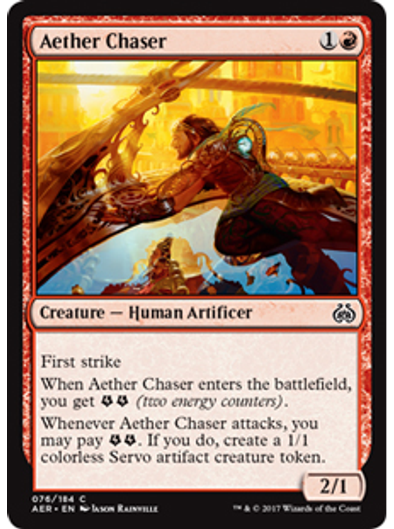 Aether Chaser - AER