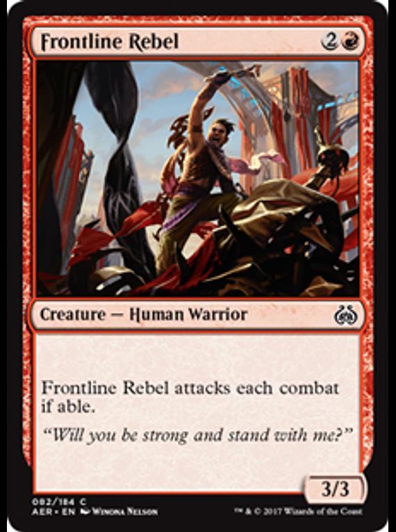 Frontline Rebel - AER - C