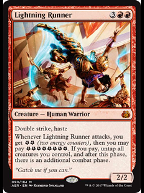 Lightning Runner - AER
