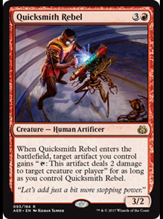 Qicksmith Rebel