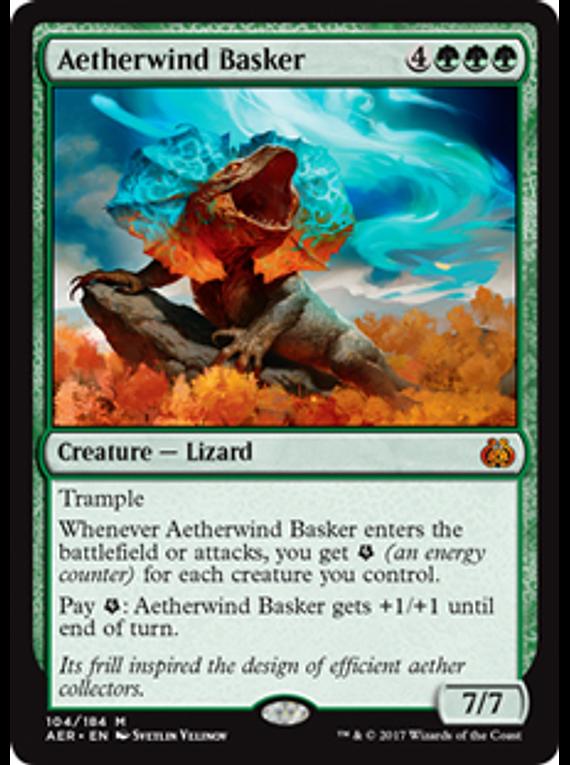 Aetherwind Basker - AER - M