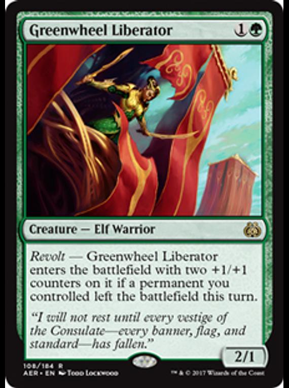 Greenwheel Liberator - AER
