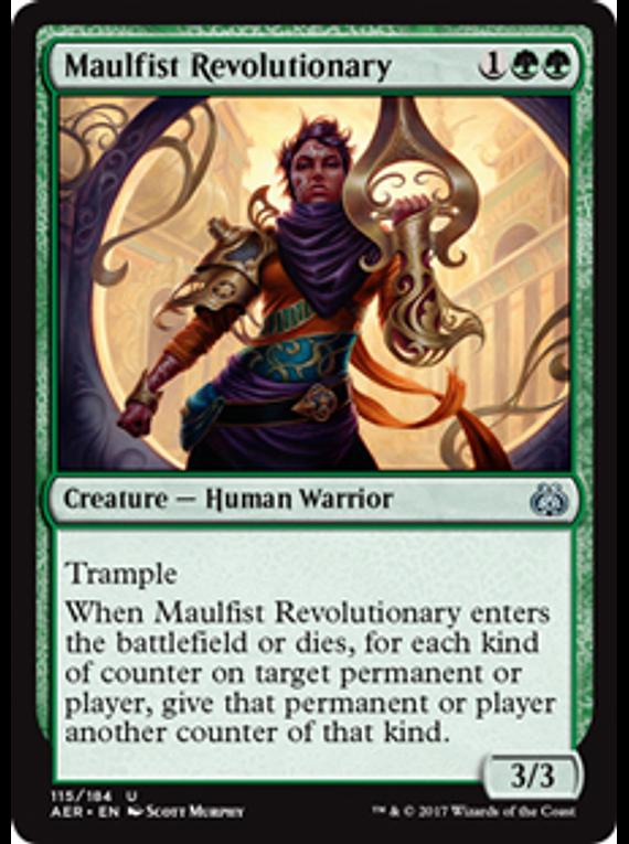 Maulfist Revolutionary - AER