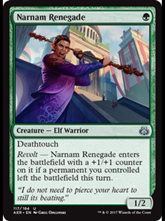 Narnam Renegade - AER