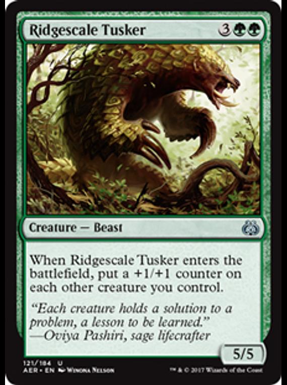 Ridgescale Tusker - AER