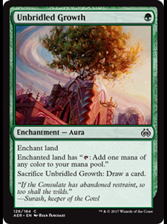 Unbridled Growth - AER