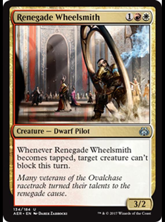 Renegade Wheelsmith - AER