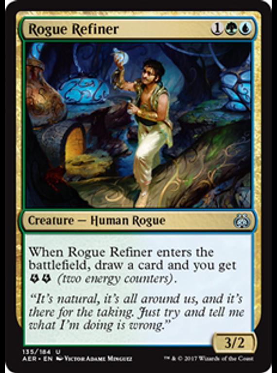 Rogue Refiner - AER