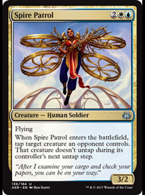 Spire Patrol - AER