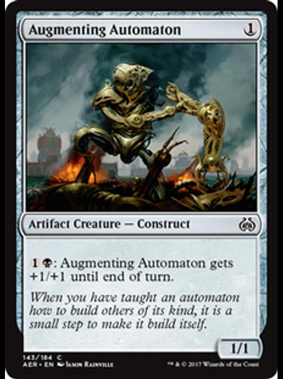 Augmenting Automaton - AER