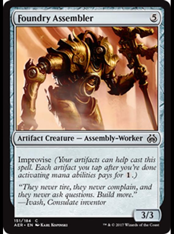 Foundry Assembler - AER