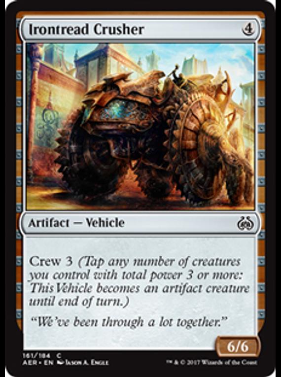 Irontread Crusher - AER