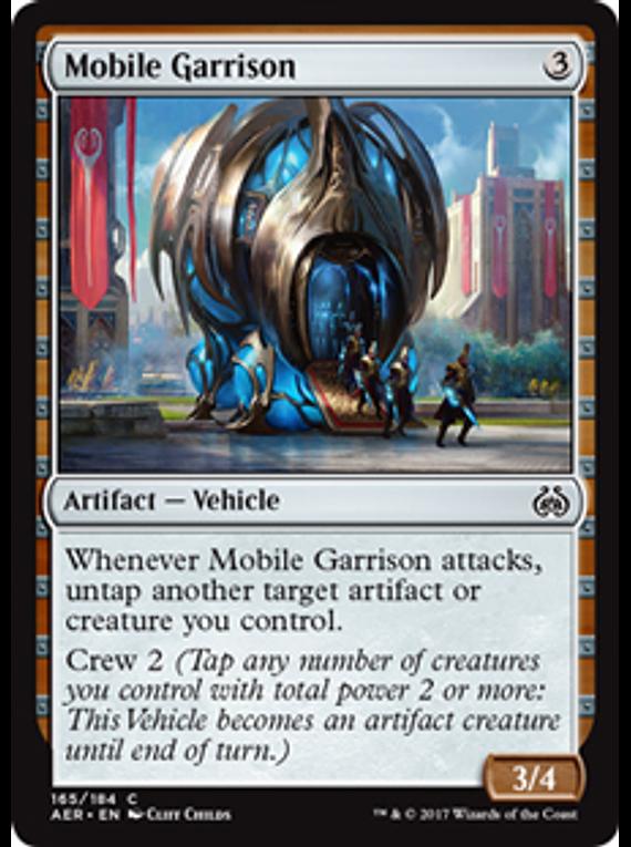Mobile Garrison - AER