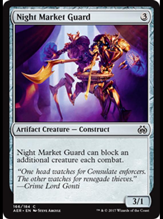 Night Market Guard - AER