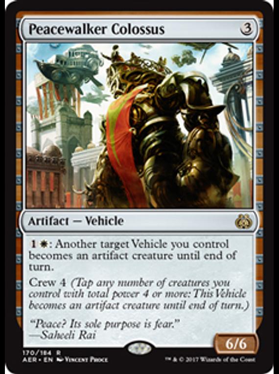 peacewalker Colossus - AER