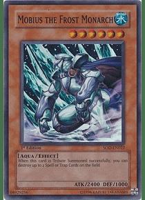 Mobius the Frost Monarch - SOD-EN022 - Super Rare