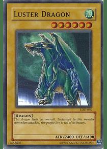 Luster Dragon - LOD-050 - Super Rare