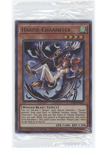 Harpie Channeler - LART-EN022 - Limited Edition Ultra Rare (Sealed)
