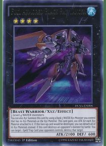 Full Armored Black Ray Lancer - DUSA-EN008 - Ultra Rare
