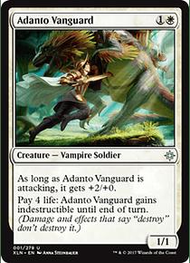 Adanto Vanguard - XLN