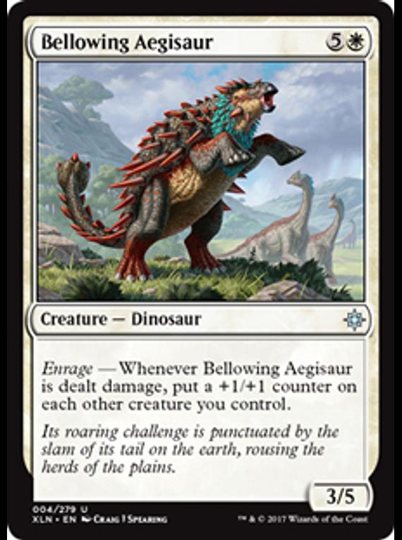 Bellowing Aegisaur - XLN