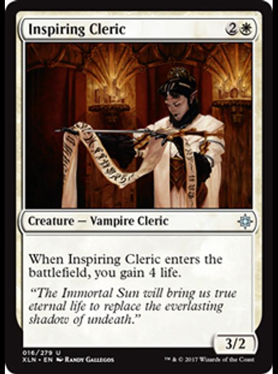 Inspiring Cleric - XLN