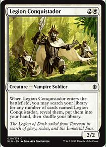 Legion Conquistador - XLN