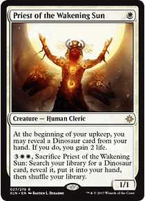 Priest of the Wakening Sun - XLN