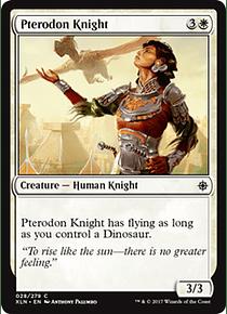 Pterodon Knight - XLN
