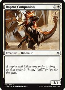Raptor Companion - XLN