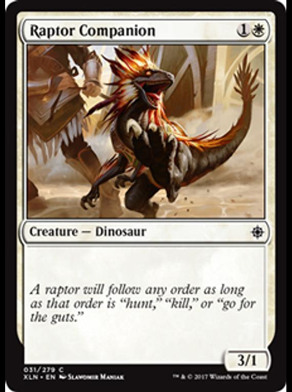 Raptor Companion - XLN - C