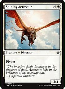 Shining Aerosaur - XLN