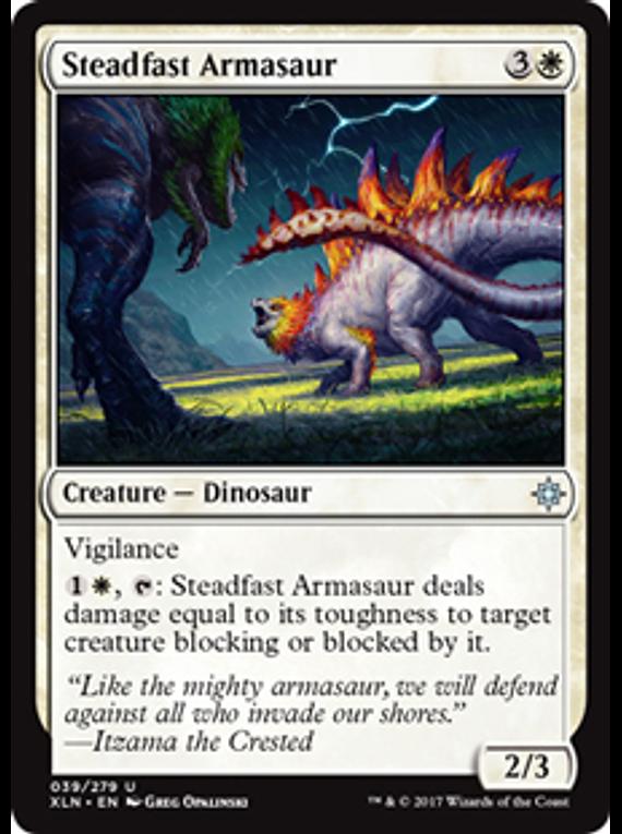 Steadfast Armasaur - XLN