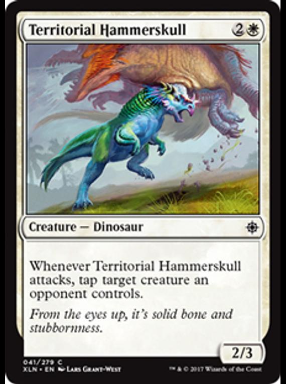 Territorial Hammerskull - XLN