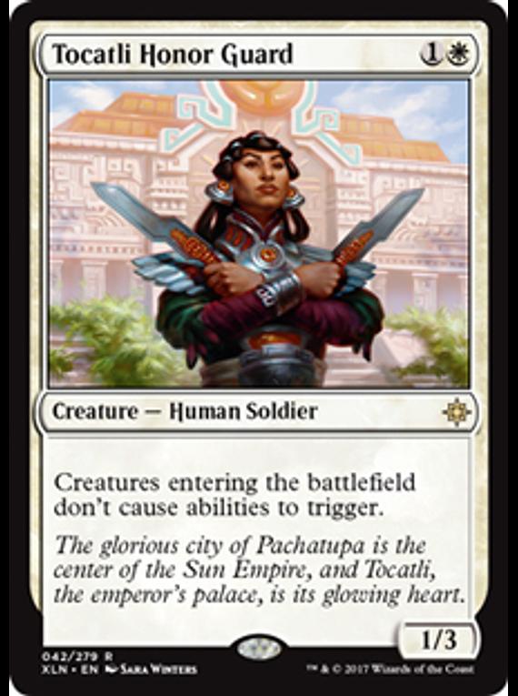 Tocatli Honor Guard - XLN