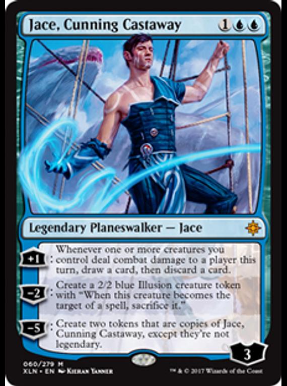 Jace, Cunning Castaway - XLN