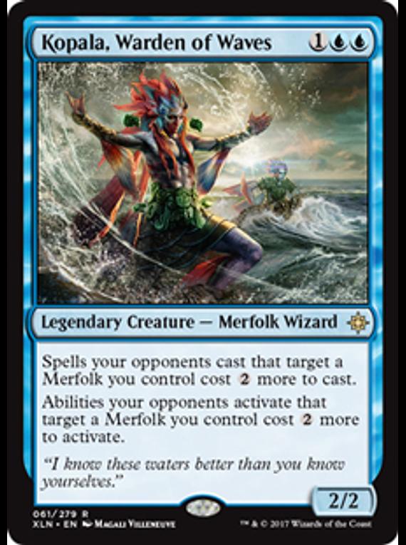 Kopala, Warden of Waves - XLN