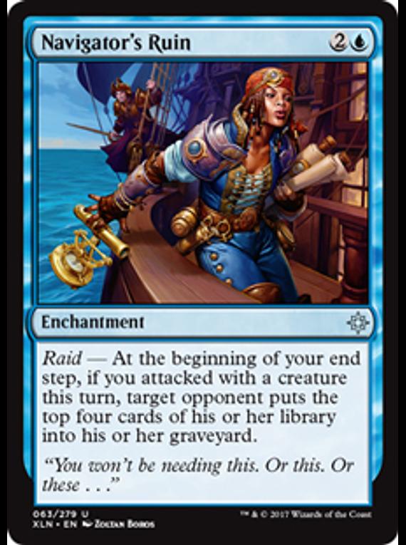 Navigator's Ruin - XLN