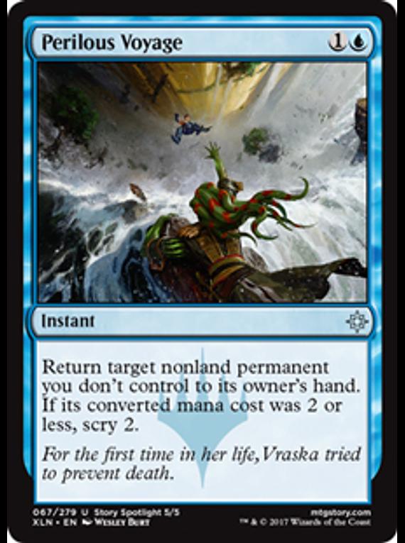 Perilous Voyage - XLN