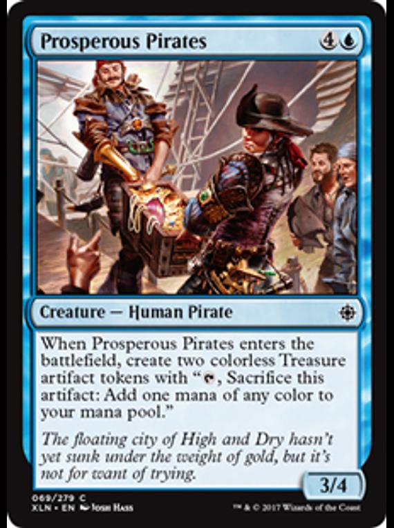 Prosperou's Pirates - XLN - C