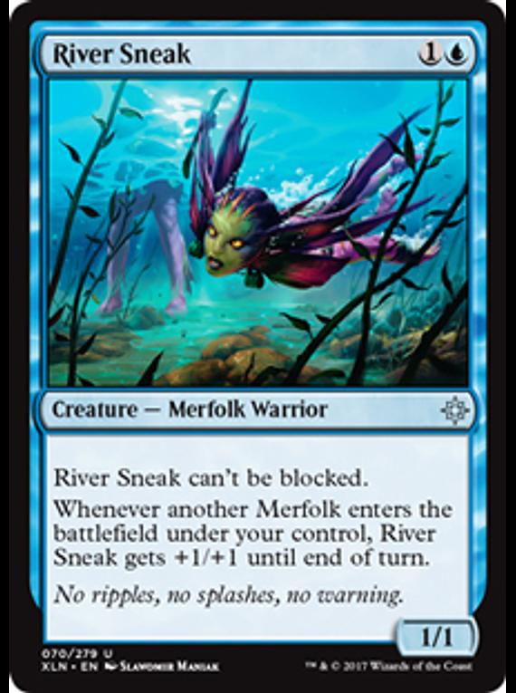 River Sneak - XLN