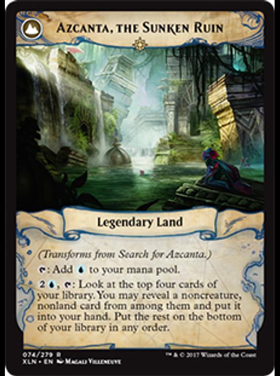 Search For Azcanta / Azcanta, The Sunken Ruin - XLN