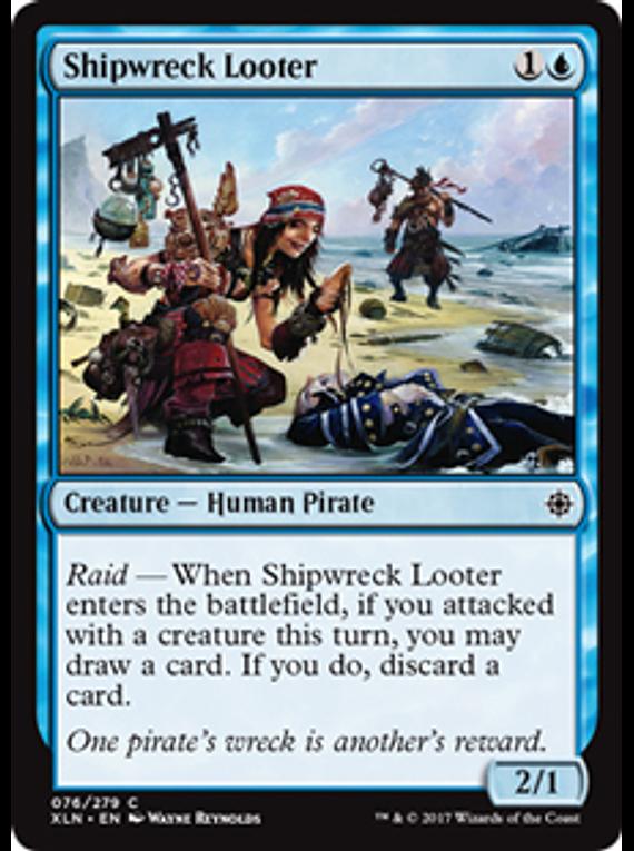 Shipwreck Looter - XLN