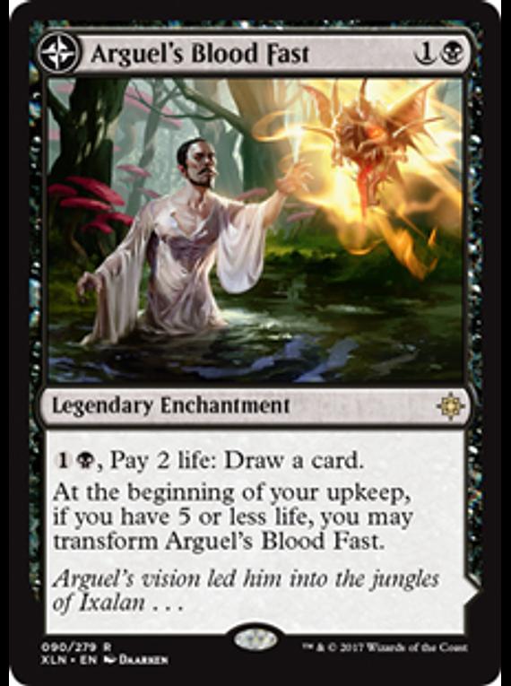 Arguel's Blood Fast / Temple of Aclazotz - XLN