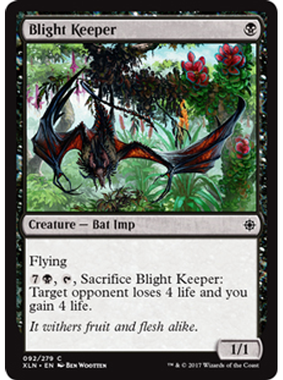 Blight Keeper - XLN - C