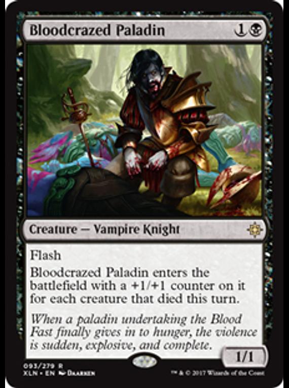 Bloodcrazed Paladin - XLN