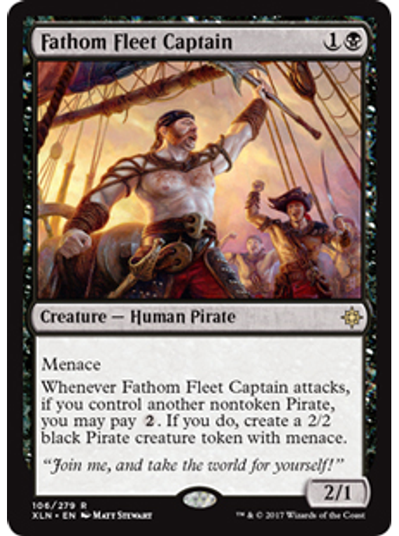 Fathom Fleet Captain - XLN
