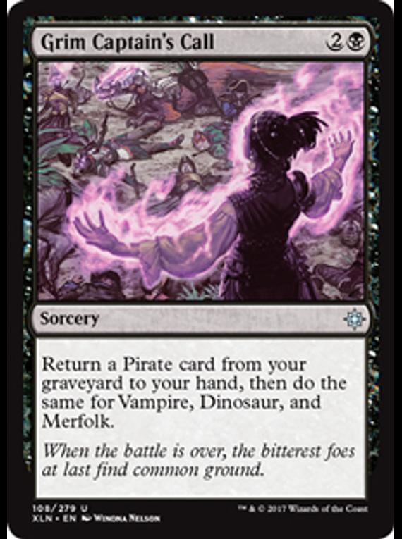 Grim Captain's Call - XLN