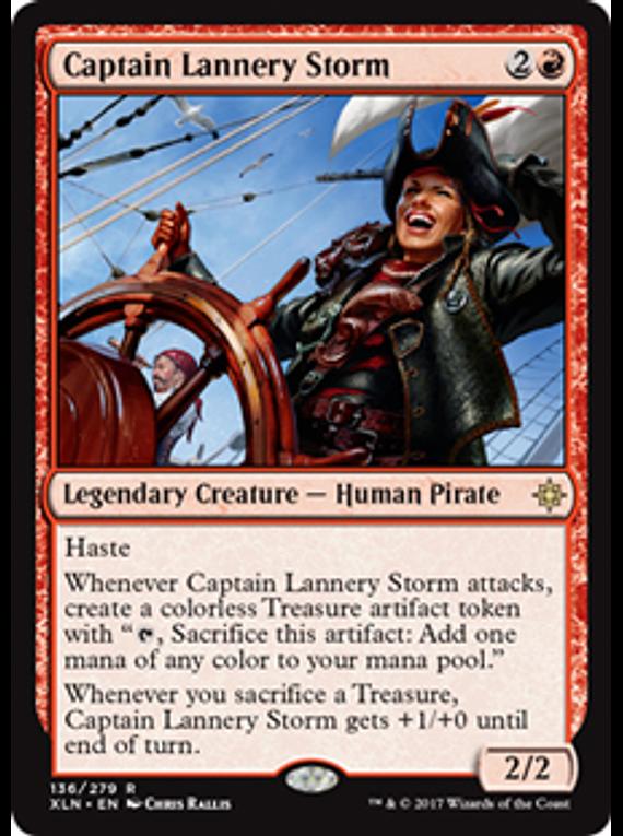 Captain Lannery Storm - XLN